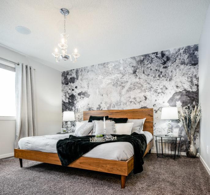 Sutton II Master Bedroom Morrison Homes Glenridding Web 06