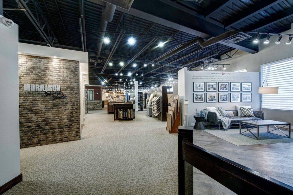 Morrison Homes Selection Studio