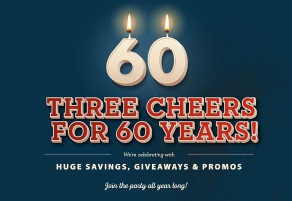 60th Anniversary Promo WE Btile