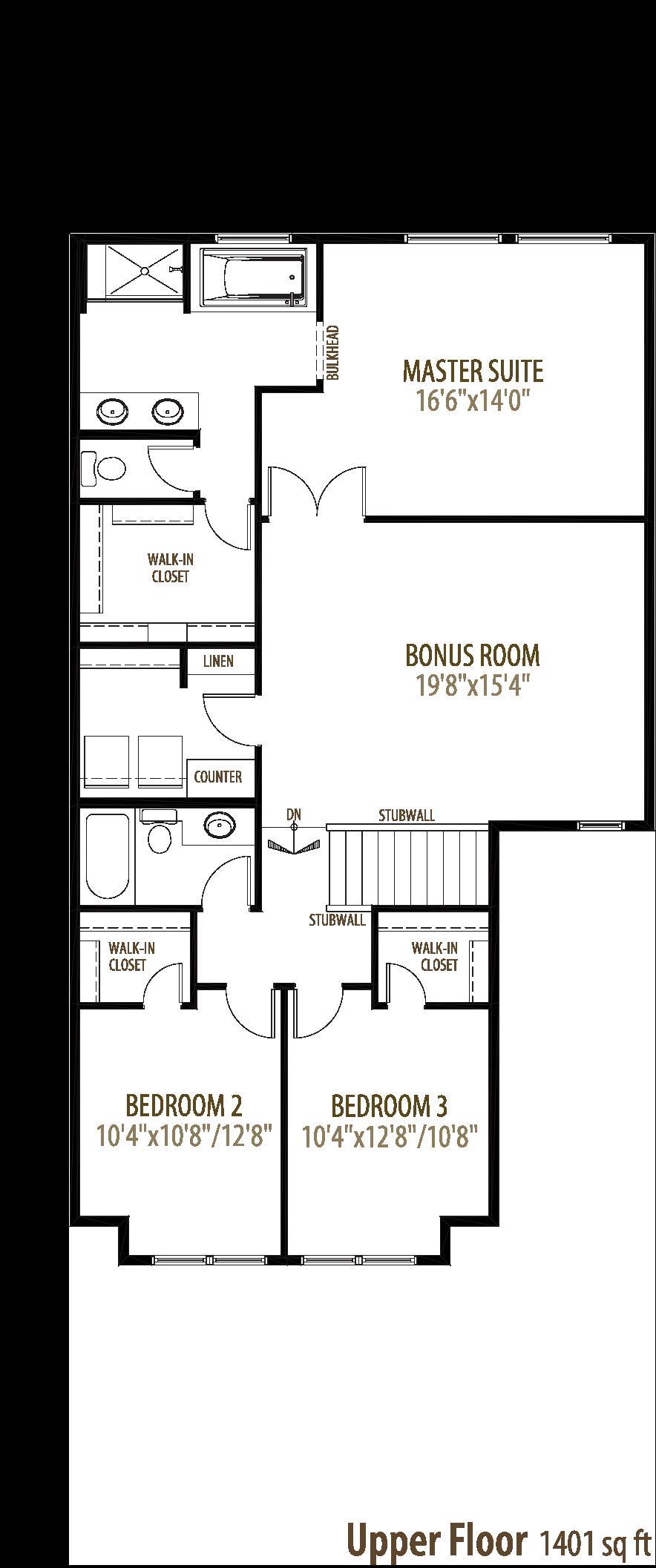 Verona II Floorplan
