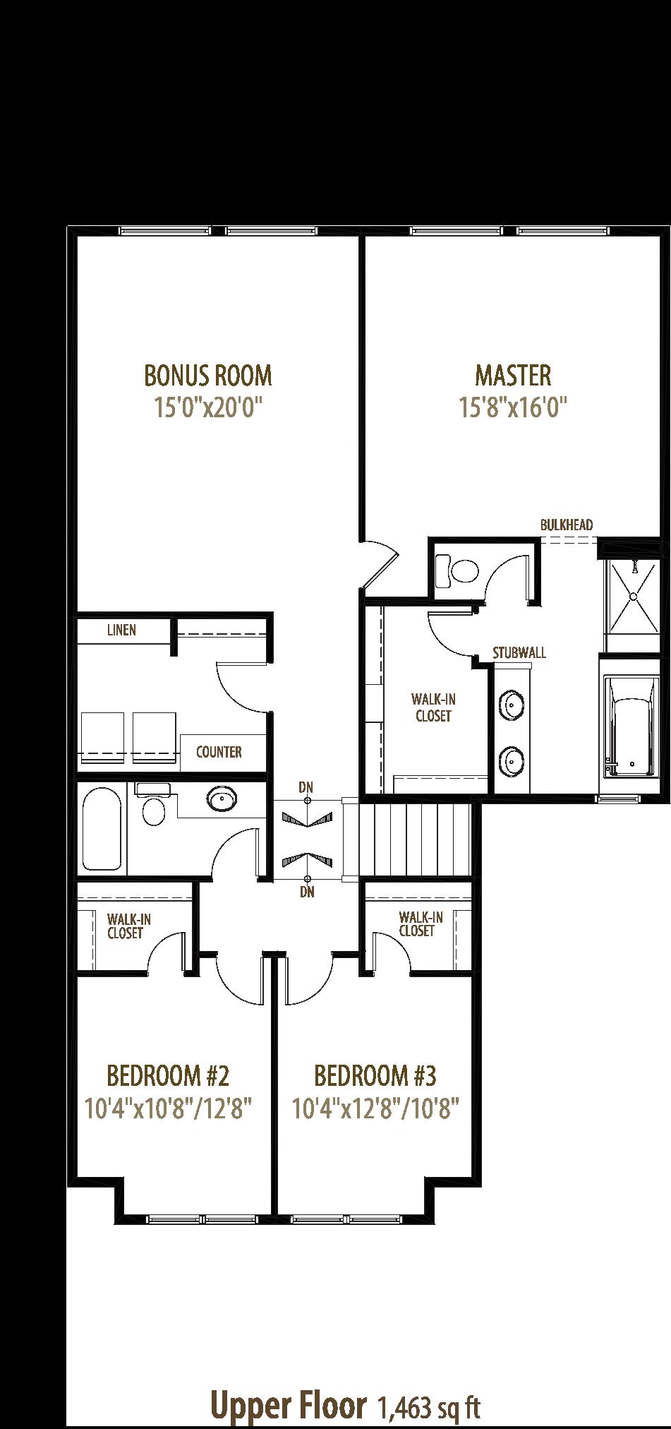 Verona Floorplan