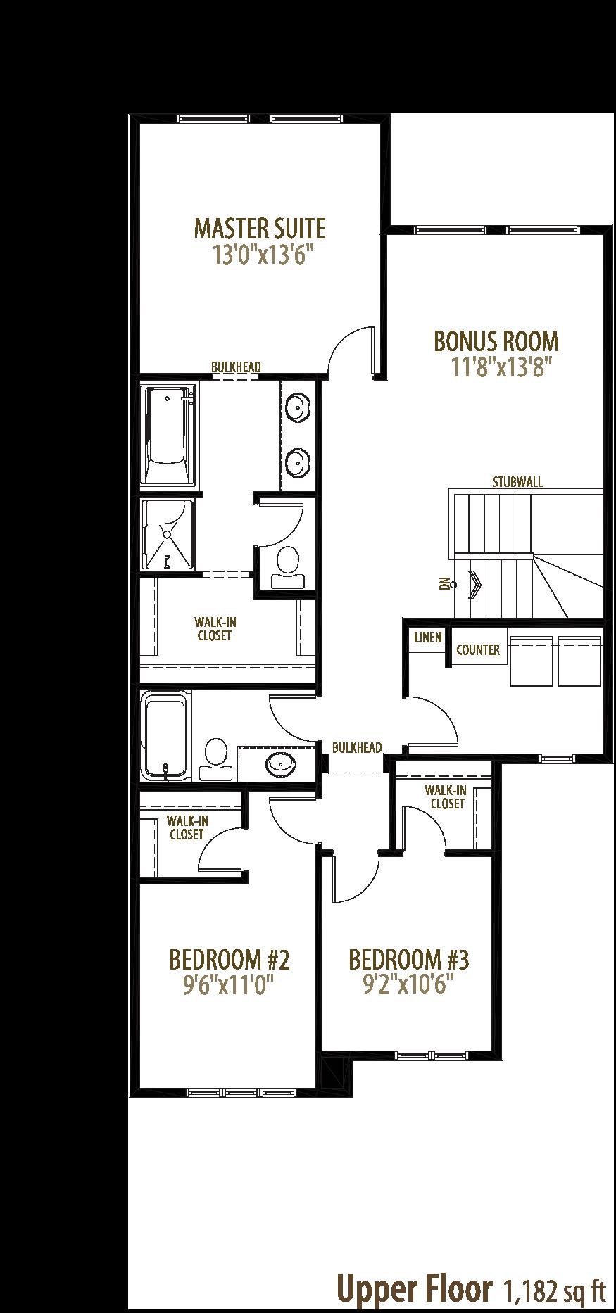 Webster II Floorplan