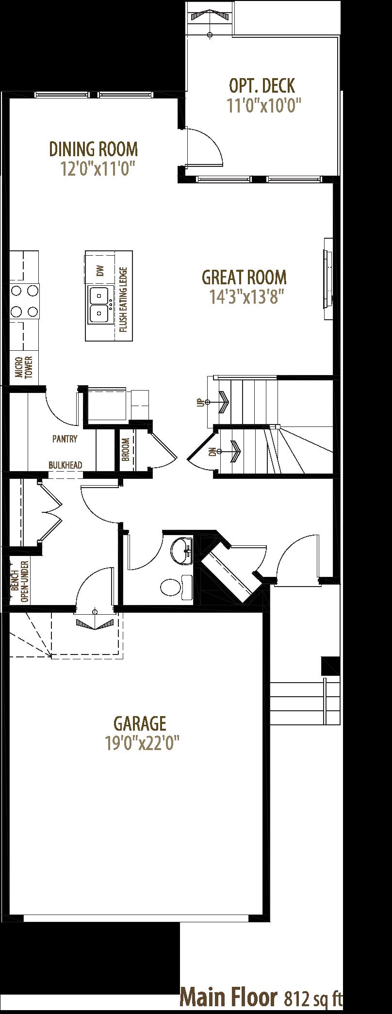 Webster Floorplan