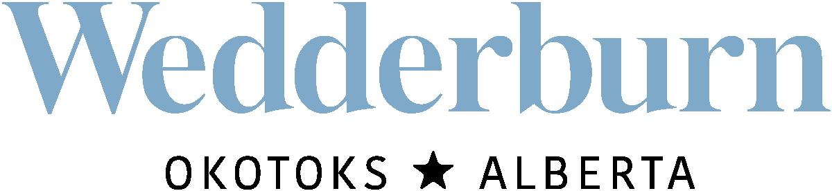 Wedderburn logo blue