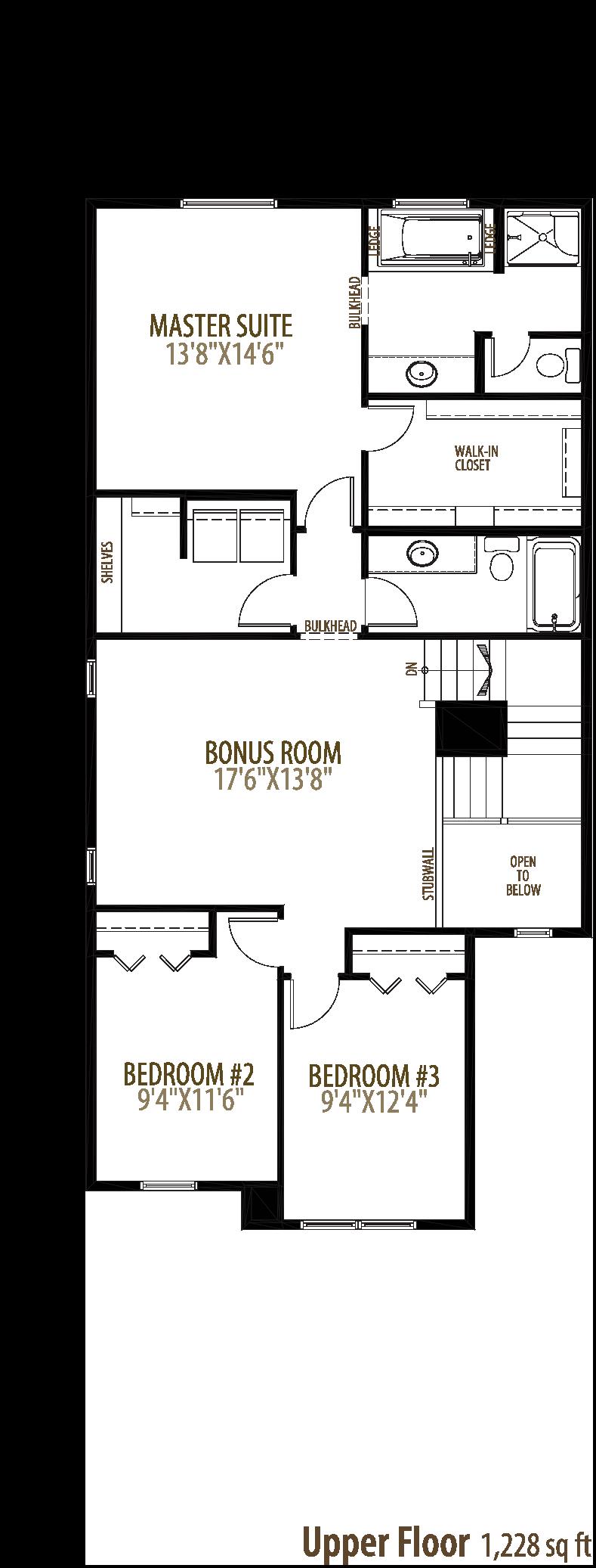 Westport ll Floorplan