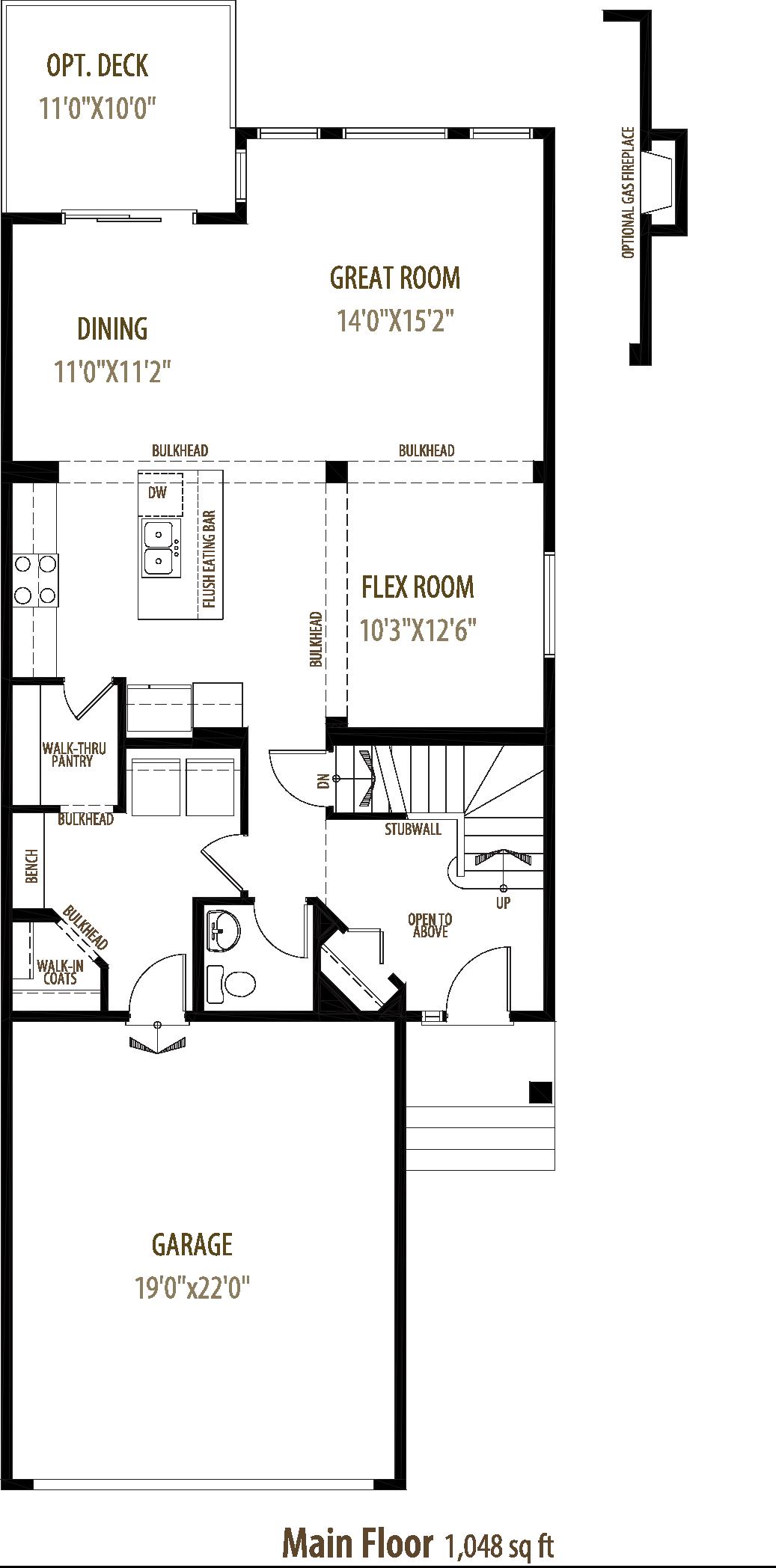 Westport Floorplan