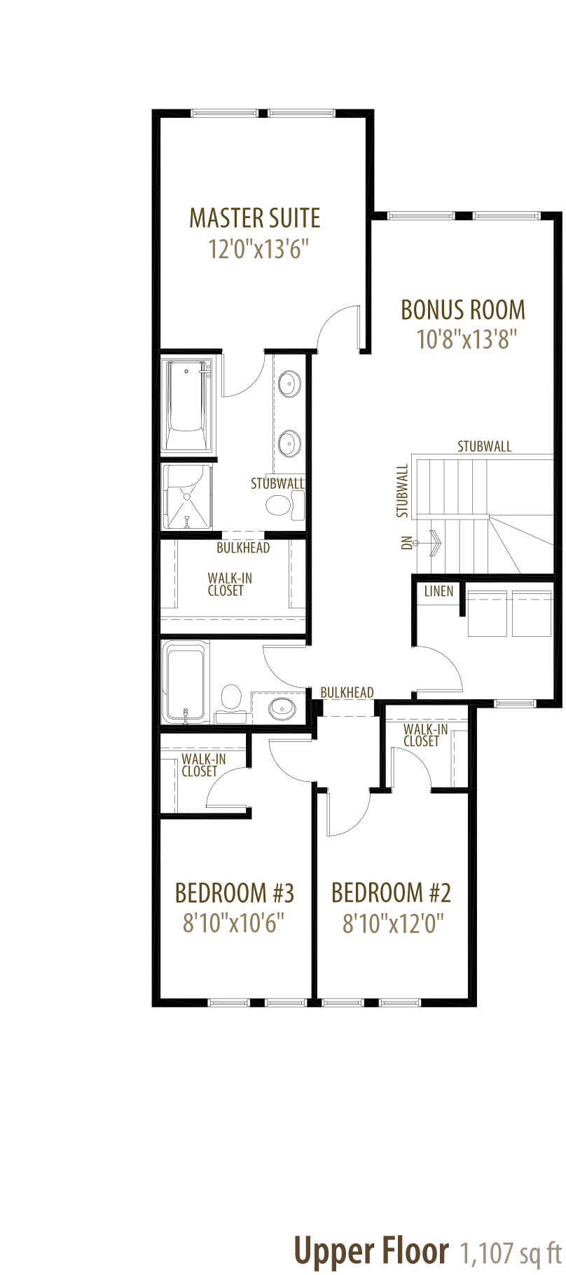 Wexford Floorplan
