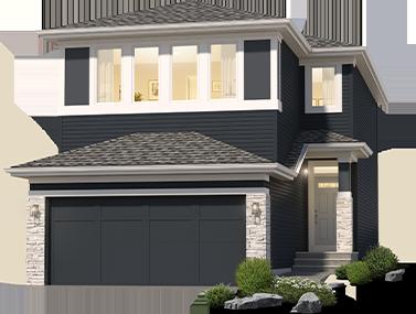Rendered House Model