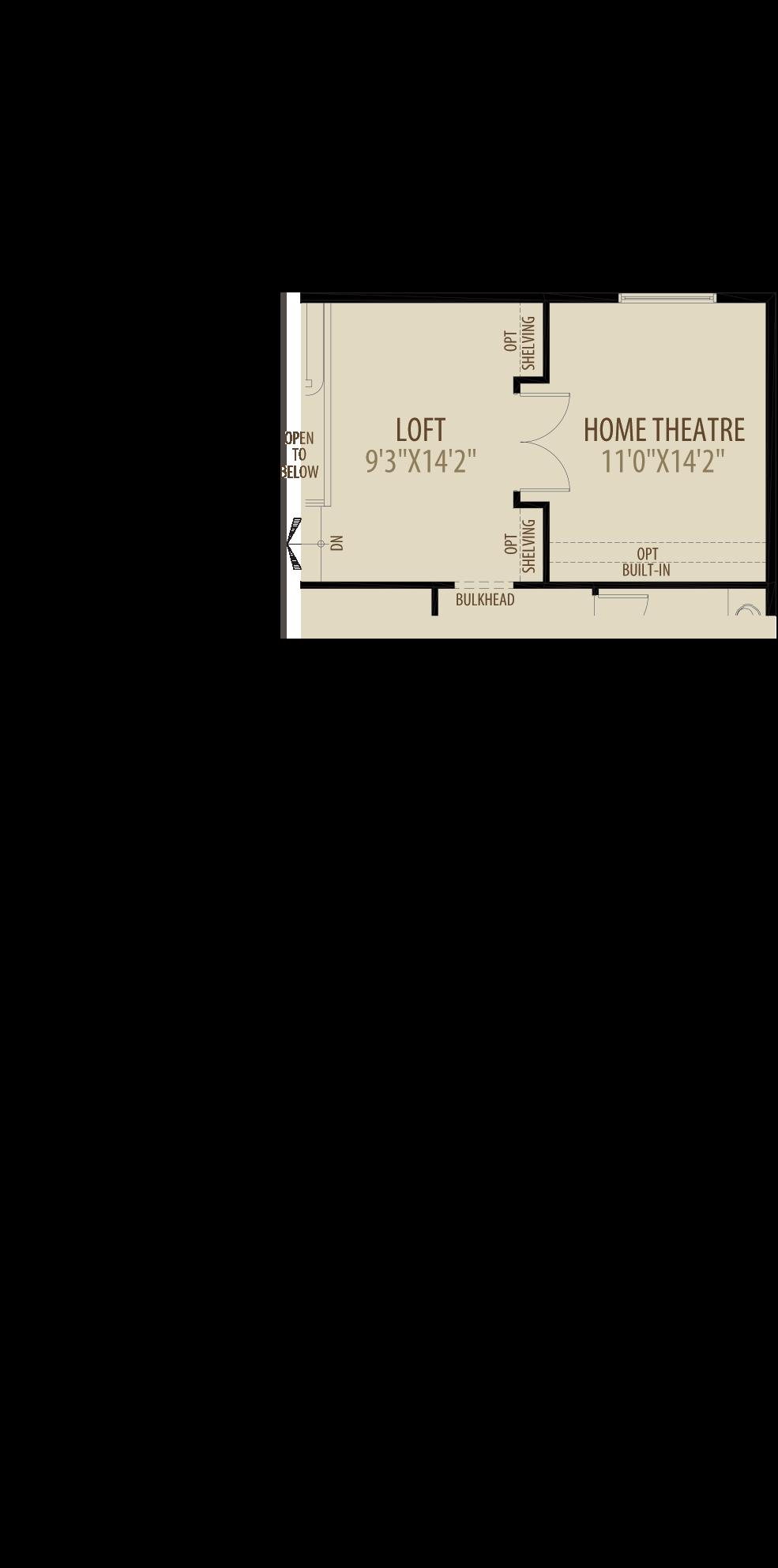 Loft Home Theatre