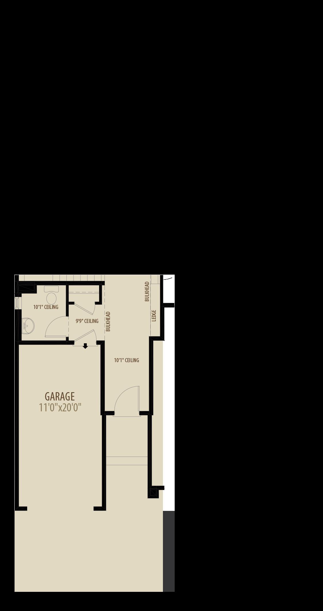 Den Removal Removes 111 sq ft