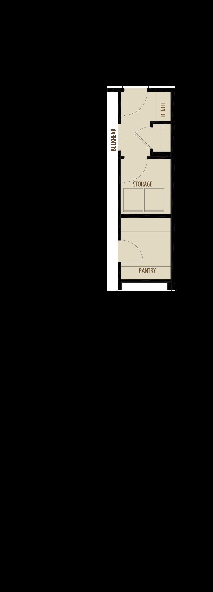 Optional Rear Entry