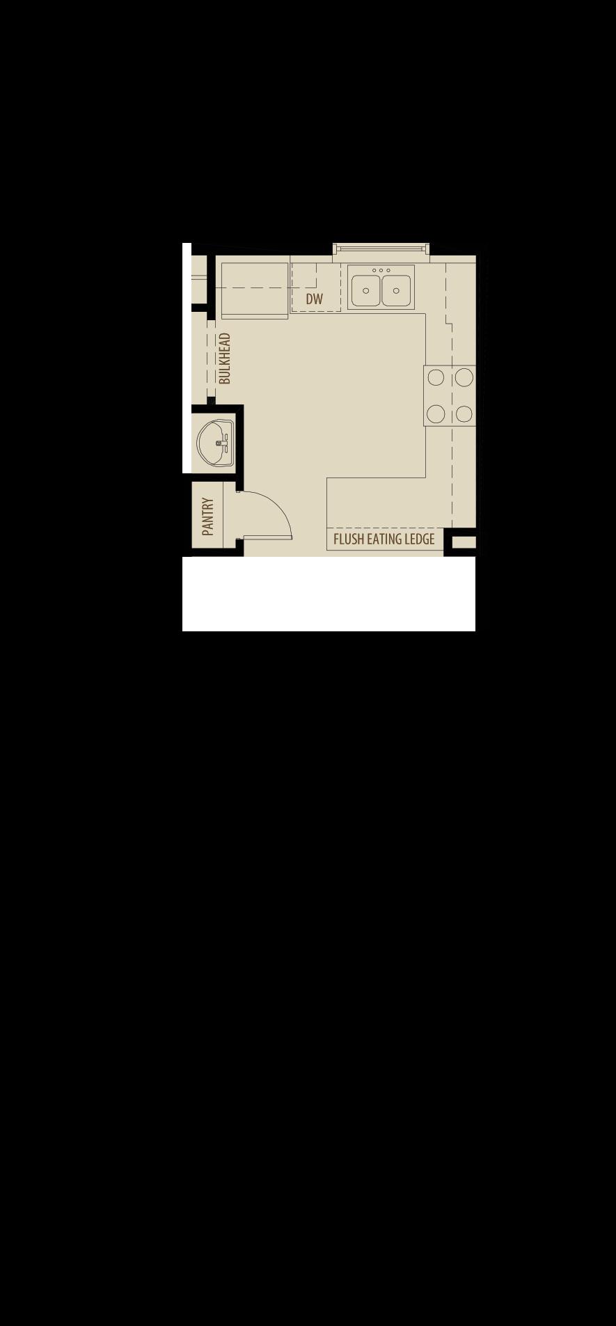 Revised Kitchen