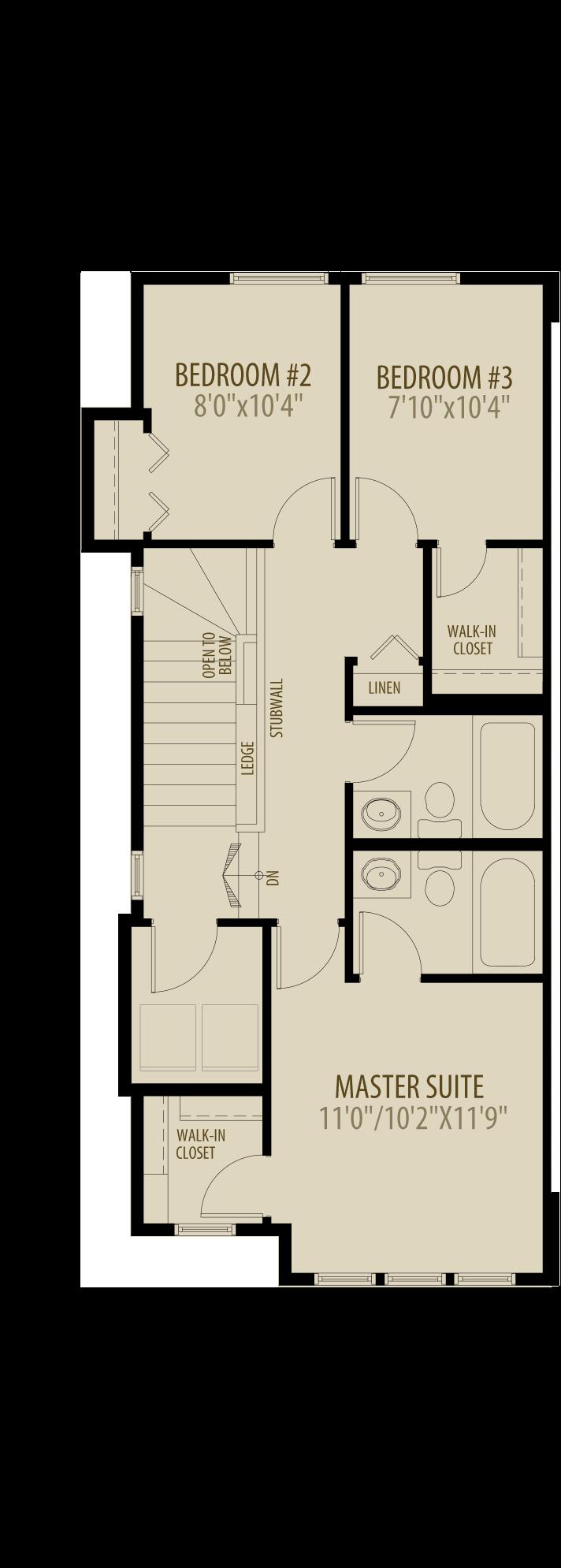 Revised Upper Floor adds 15 sq ft