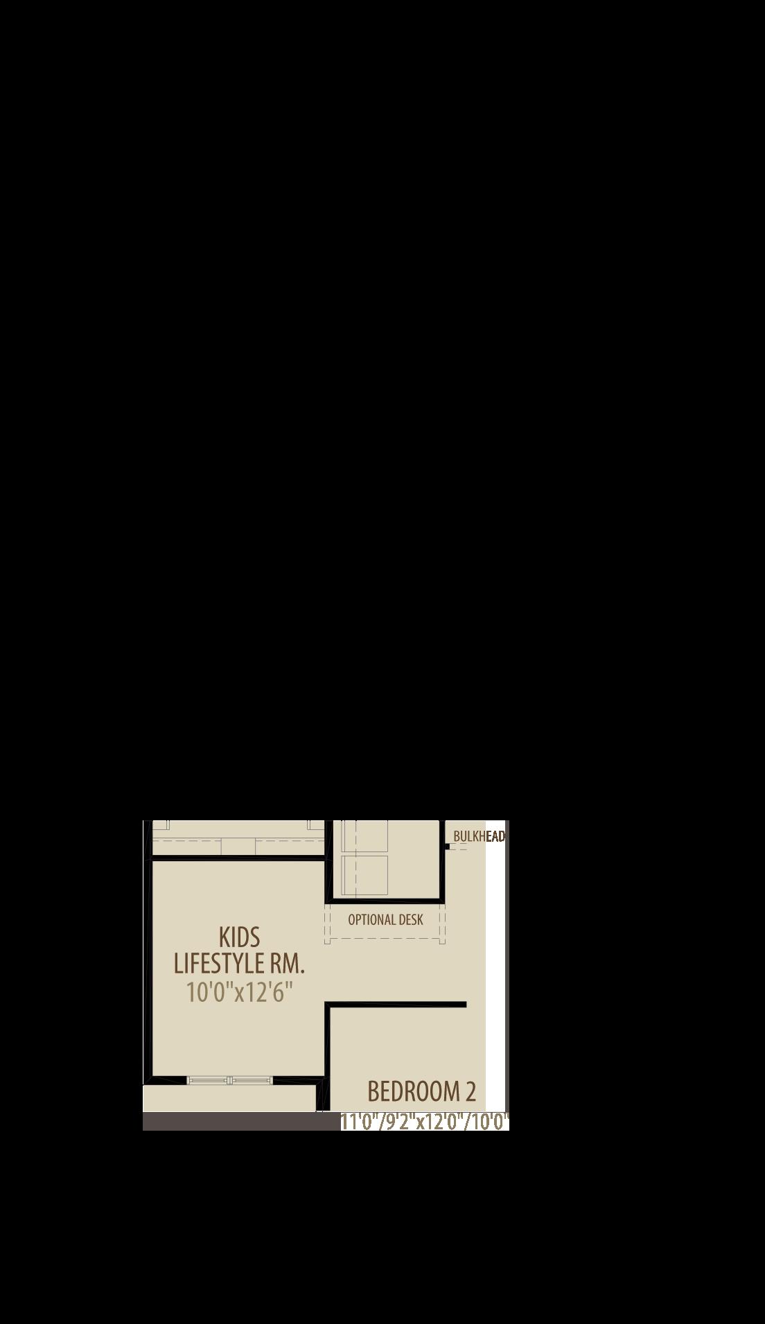Option 1 Kids Lifestyle Room