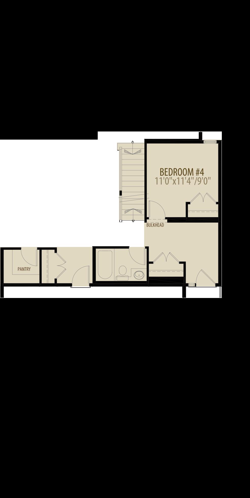 Main Floor Suite