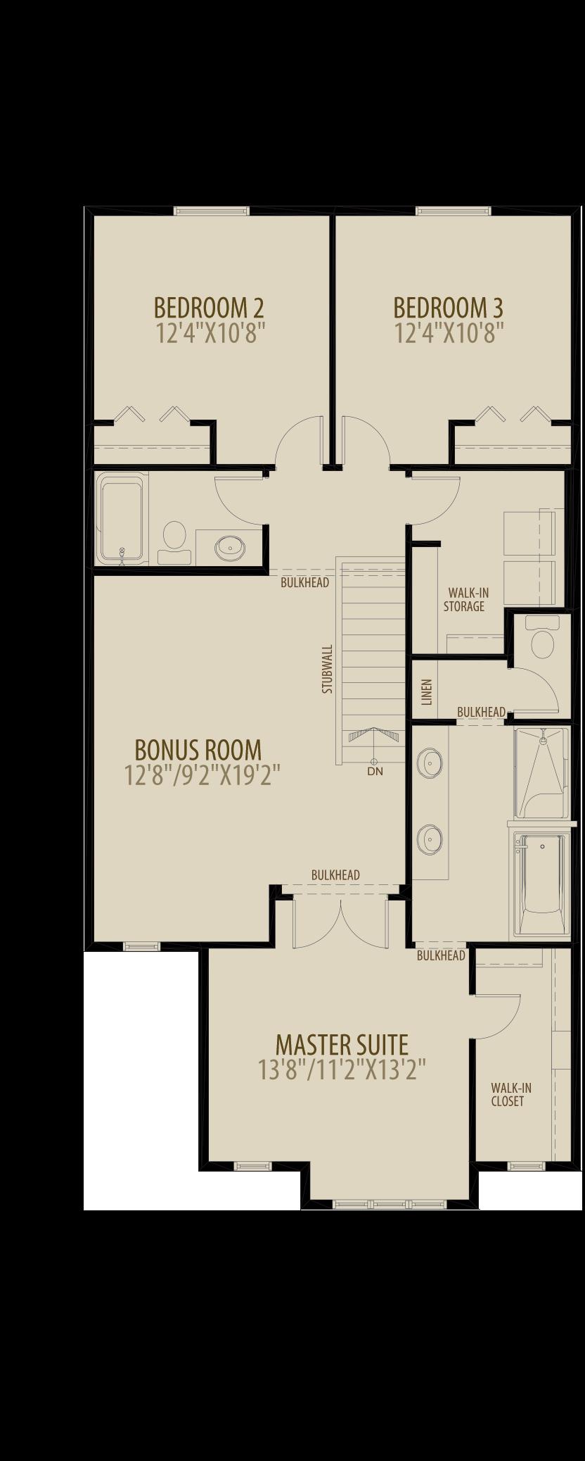 Revised Upper Floor 2