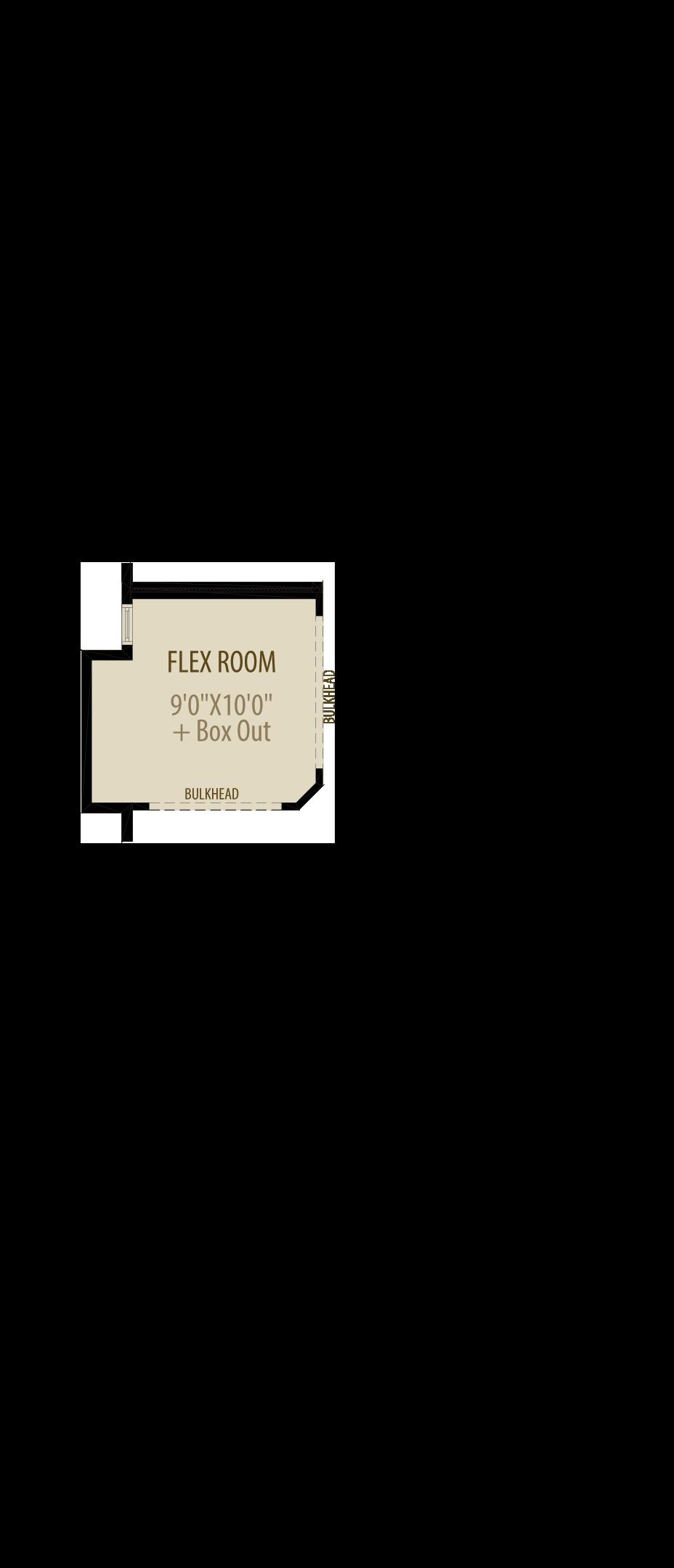 Flex Room Cantilever Adds 16Sq Ft