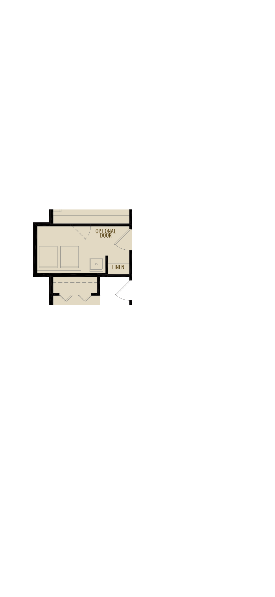 Revised Upper Floor Laundry Adds 14Sq Ft