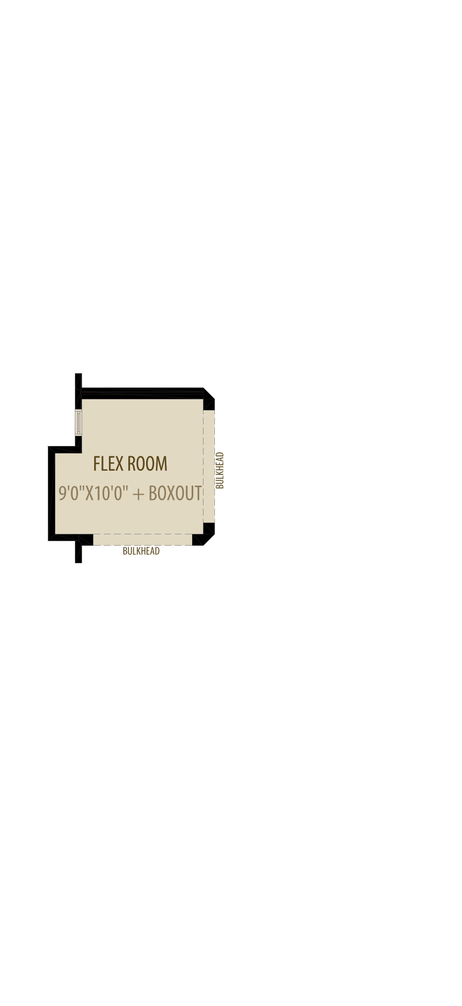 Flex Room Cantilever Adds 14Sq Ft