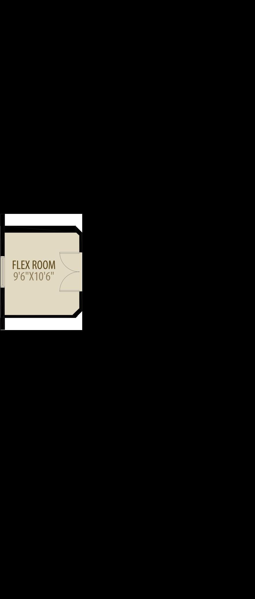 Enclsoed Flex Room