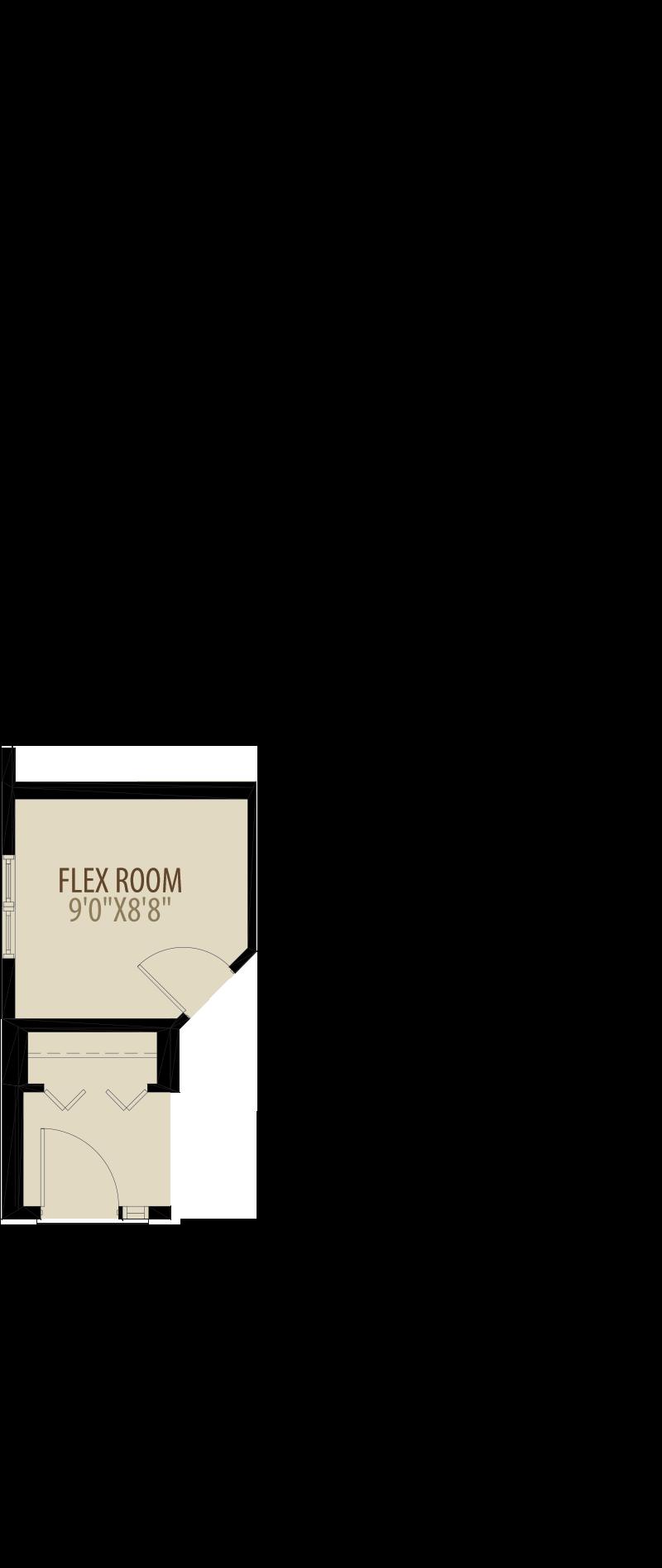 Option 5 Enclosed Flex Room