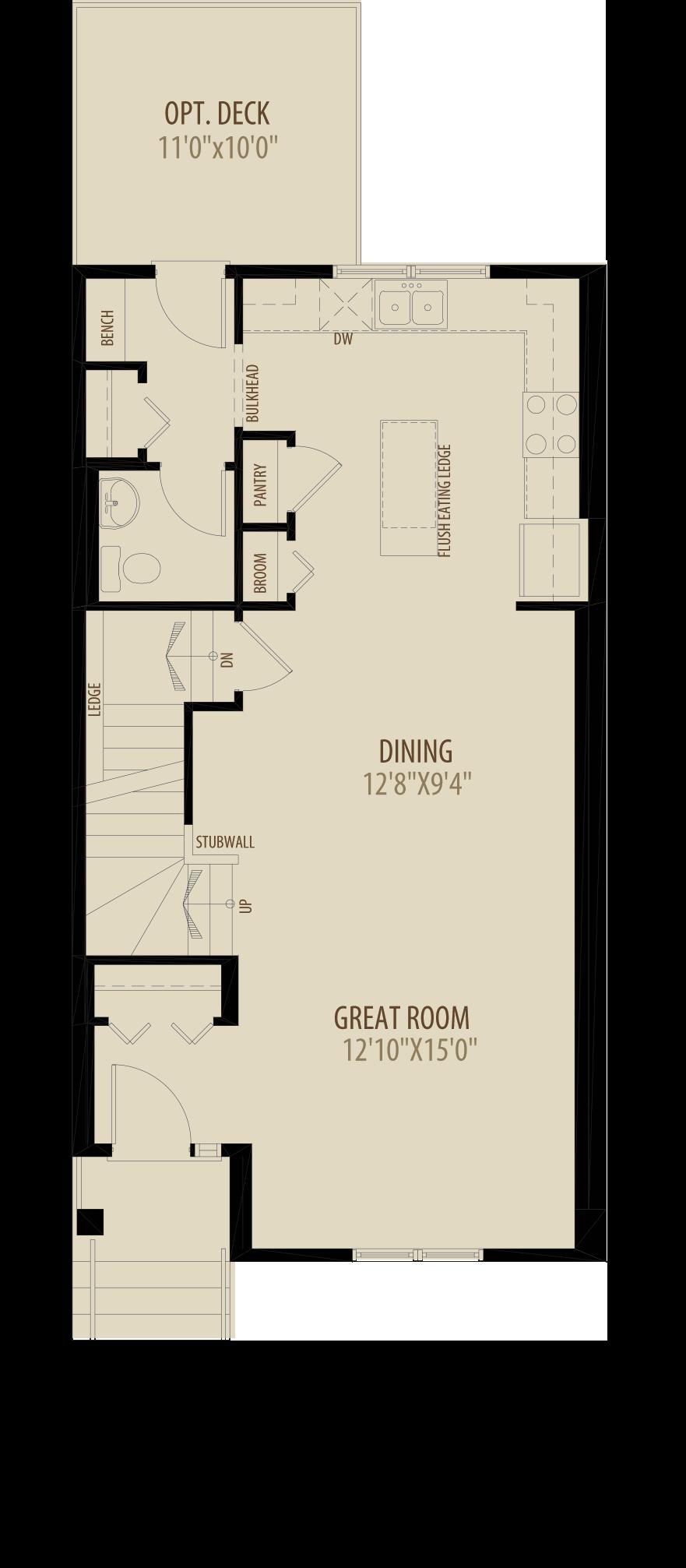 Revised Main Floor