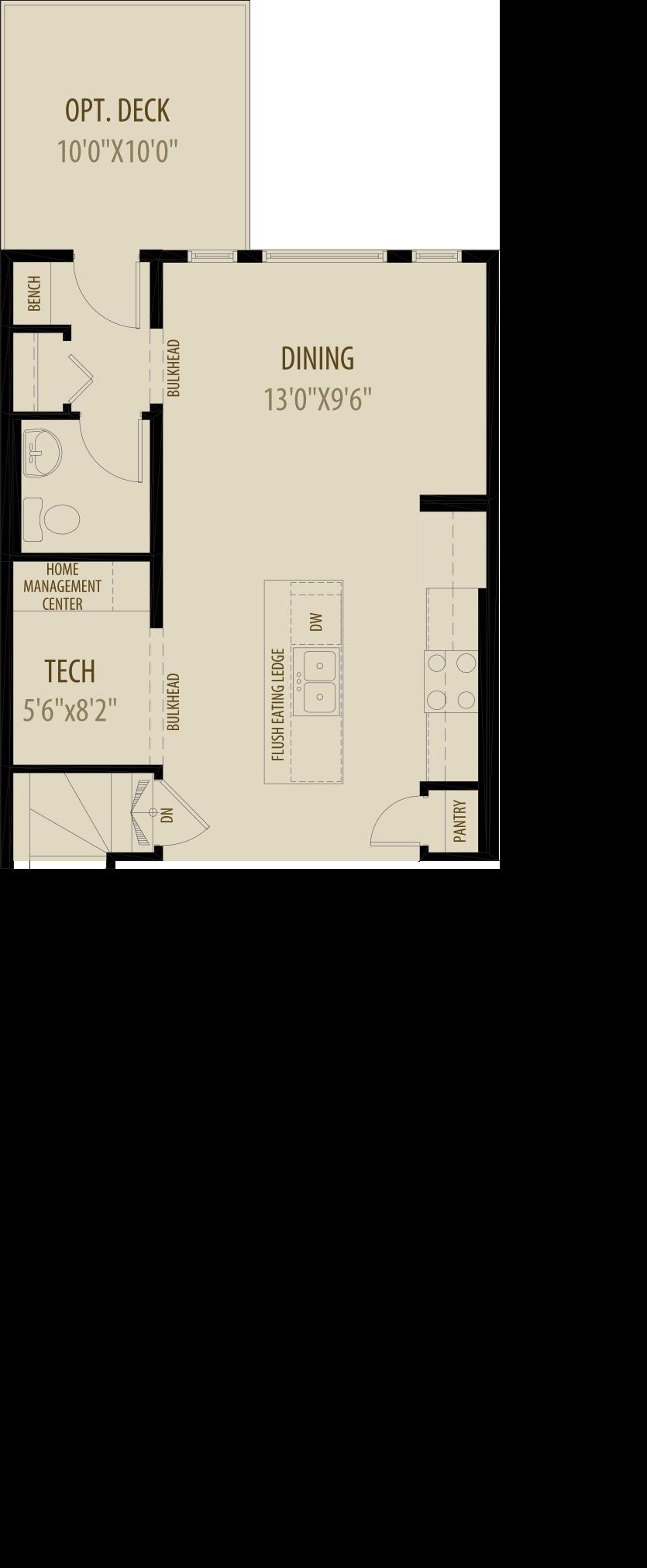Tech Center Adds 42Sq Ft