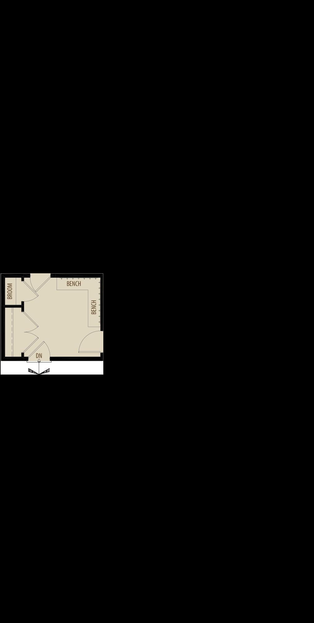 Revised Mudroom