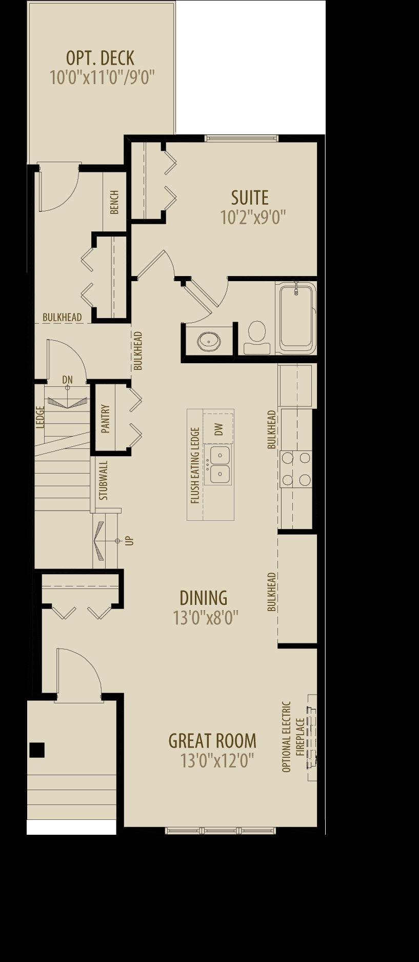 Main Floor Suite 2