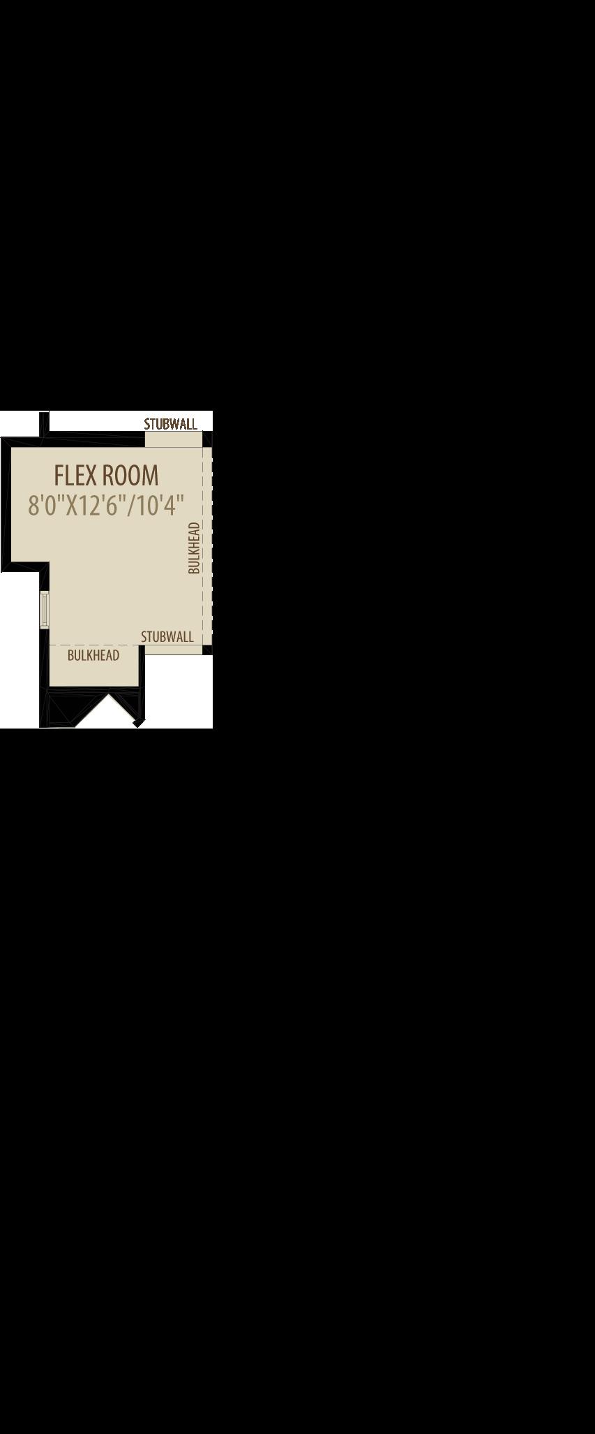 Flex Room Cantilever adds 14 sq ft
