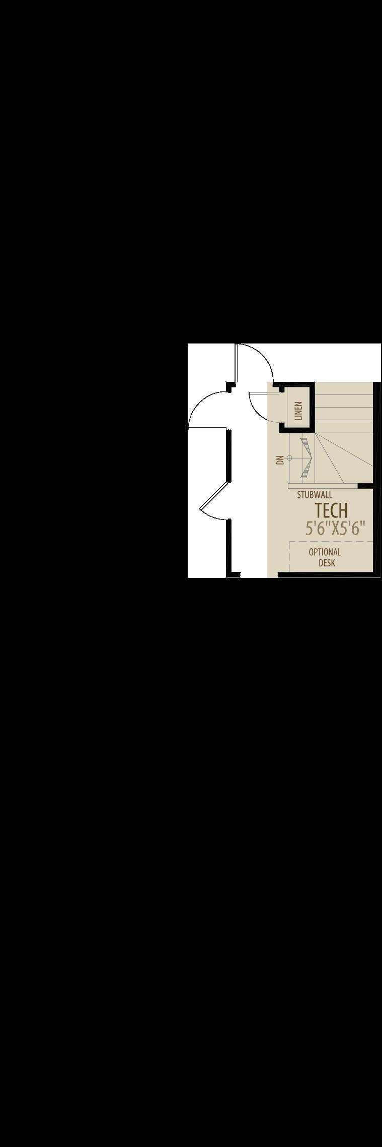 Upper Tech Area