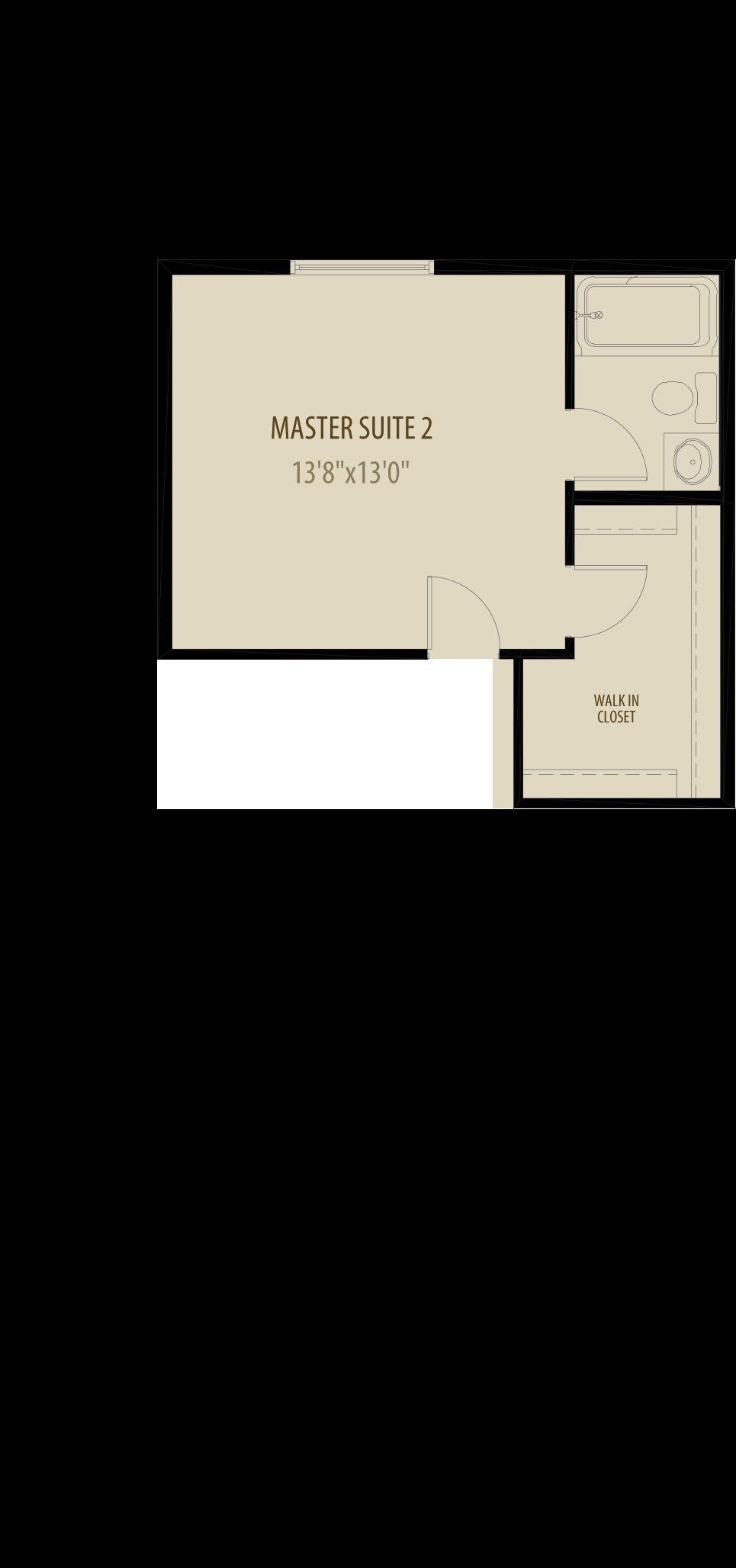 Dual Master Suites