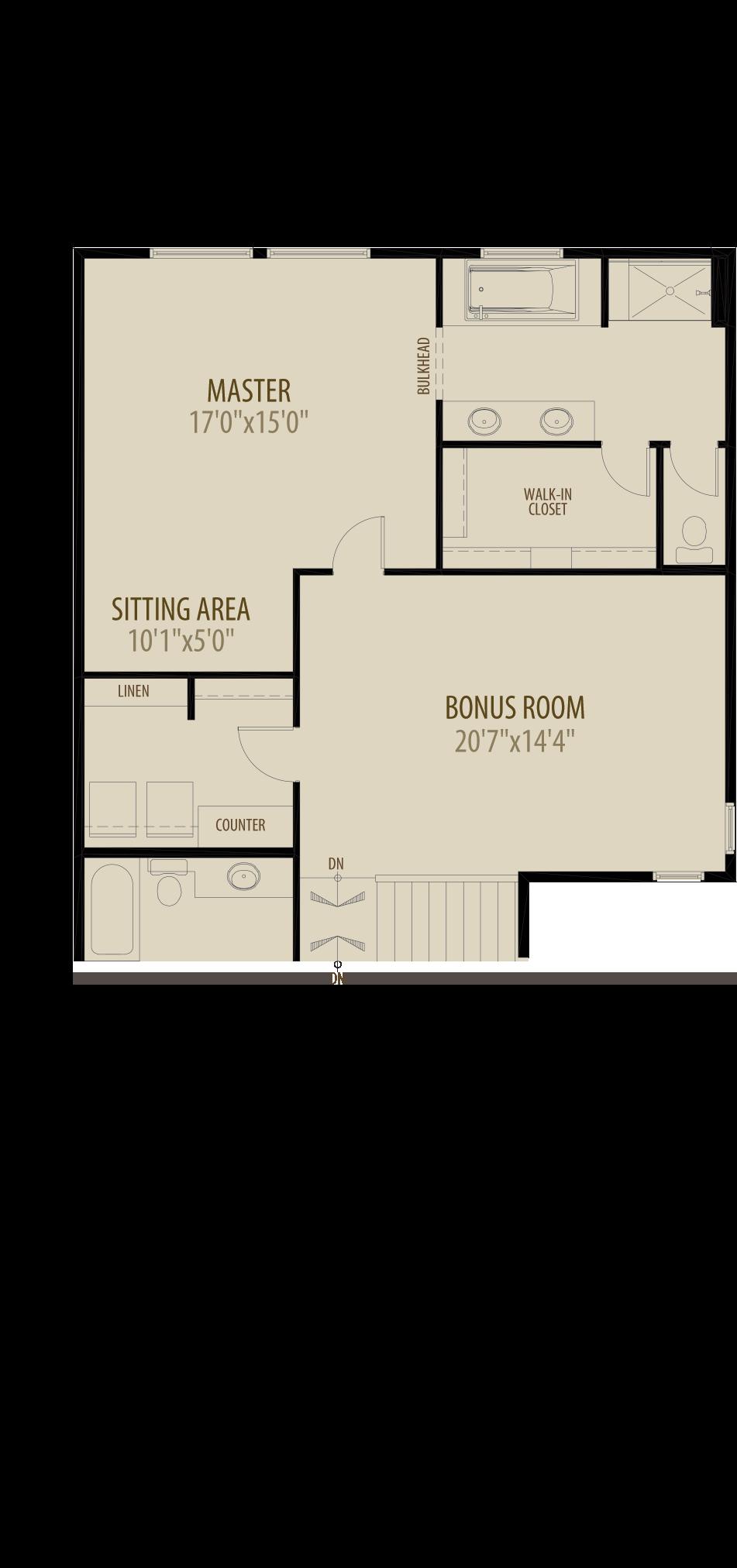 Centre Bonus Room