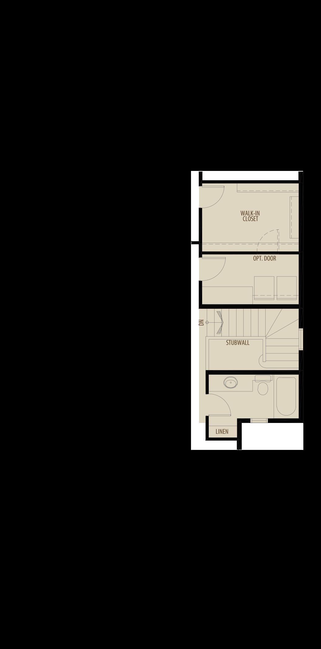 Upper Laundry 2 adds 62sq ft