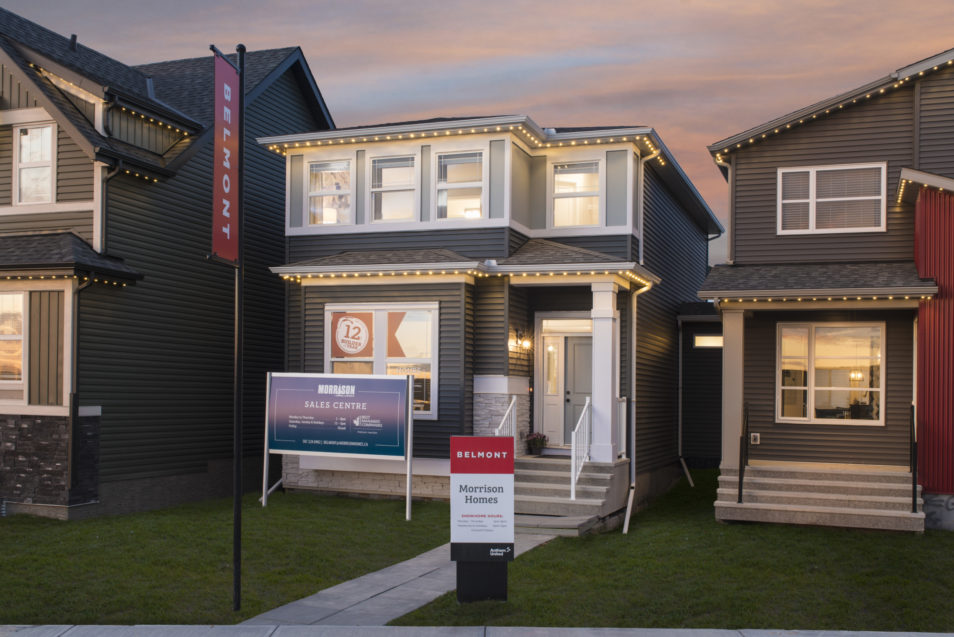 1 Morrisonhomes Belmont Blakely Showhome Exterior 2018