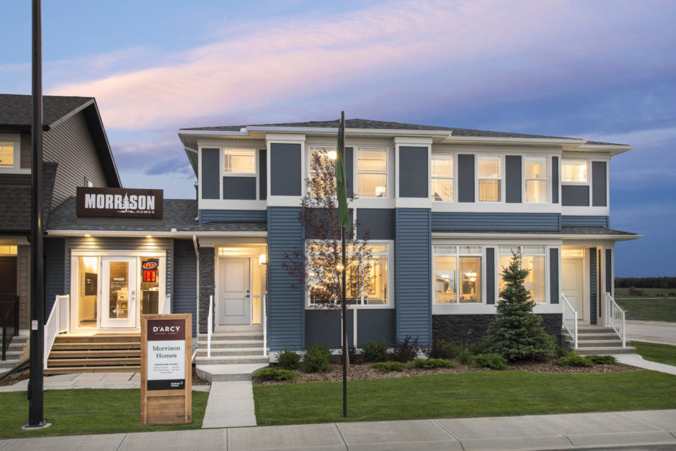 1 Morrisonhomes Darcy Easton Showhome Exterior 2018