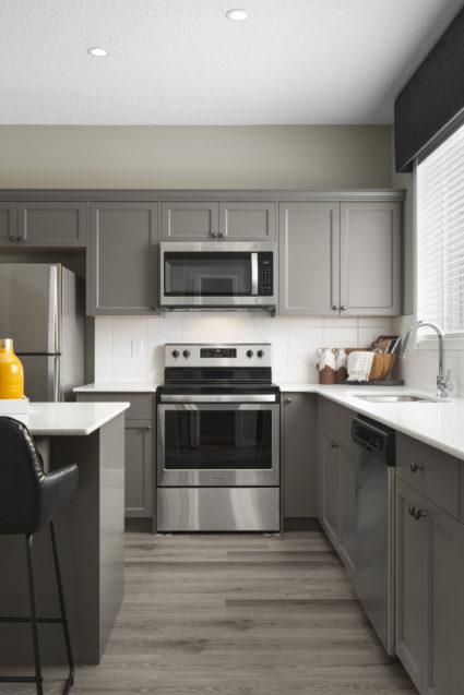 110 kitchen detail