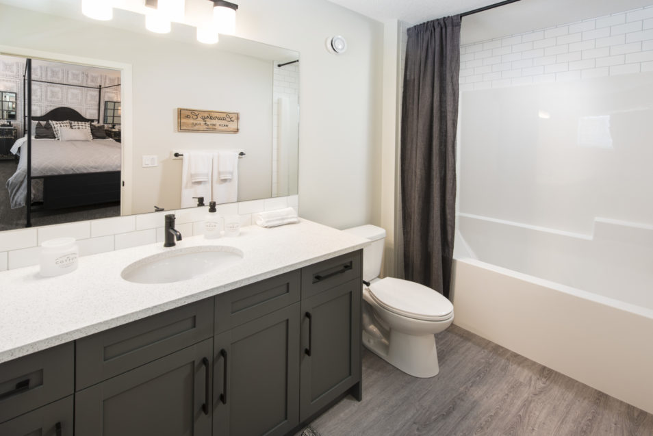 9 Morrisonhomes Darcy Easton Showhome Ensuite 2018