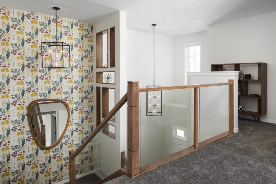 Henderston Stair Railing