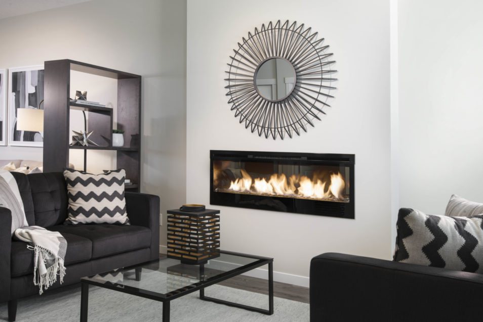 Lola Fireplace