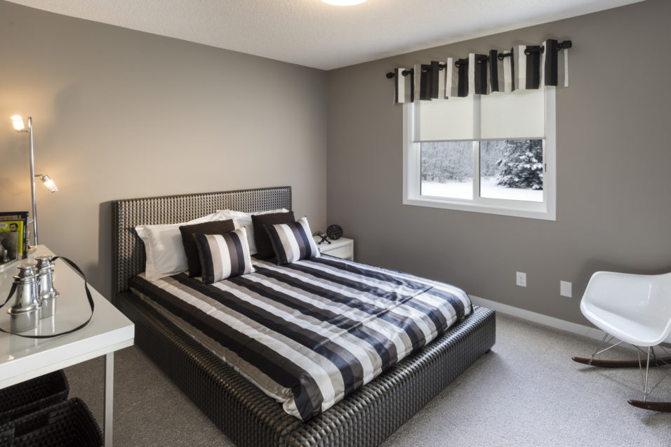 Morrisonhomes Chappelle Westport Showhome Bedroom 2016