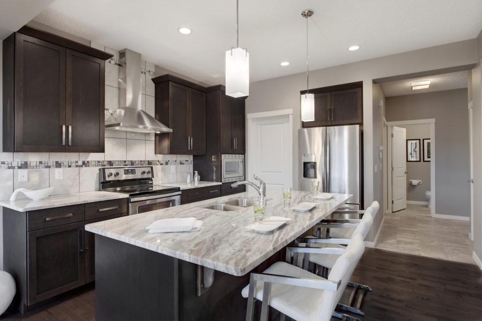 Morrisonhomes Chappellegardens Carletonshowhome Kitchen 2015