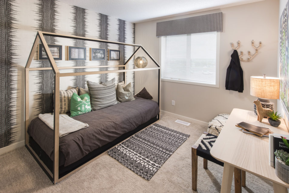 Morrisonhomes Darcy Kirkland Showhome Bedroom 2018