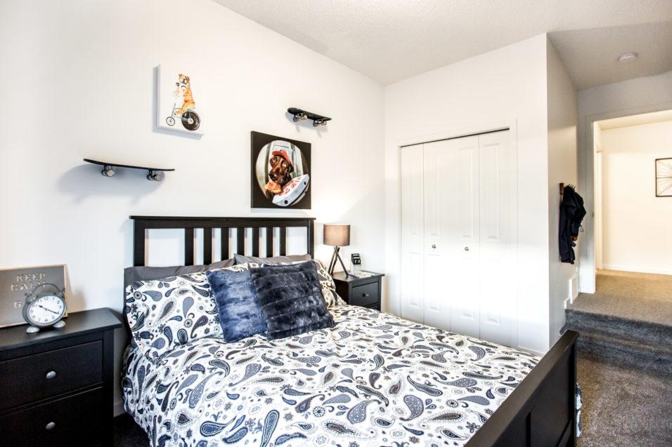 Morrisonhomes Glenridding Montgomery Showhome Bedroom 2018