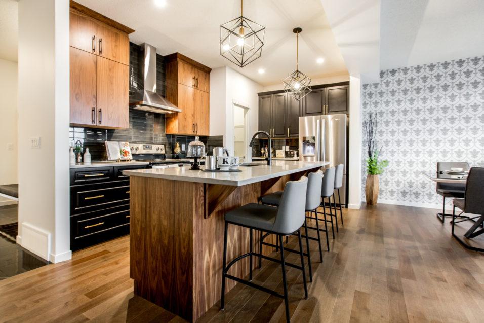 Morrisonhomes Glenridding Montgomery Showhome Kitchen 2018