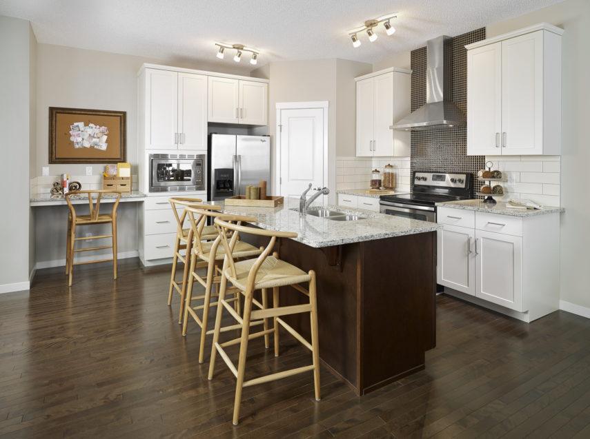 Morrisonhomes Hawksridge Sierra Showhome Kitchen 2013
