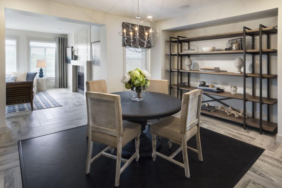 Morrison Homes Legacy Ellsworth Showhome Dining 2016