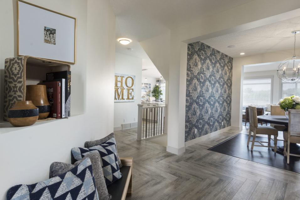 Morrison Homes Legacy Ellsworth Showhome Entry 2016