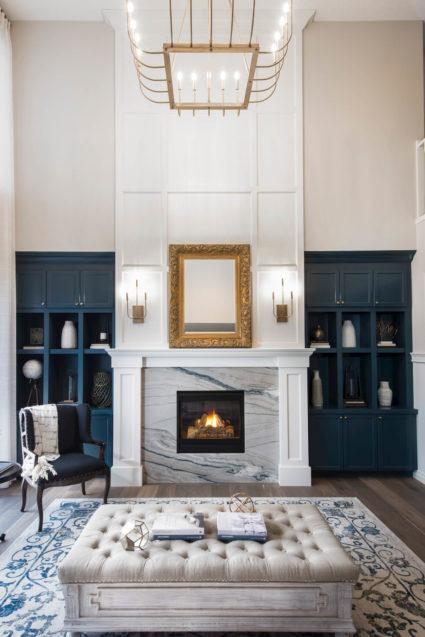Morrisonhomes Legacy Loganii Showhome Fireplace 2018
