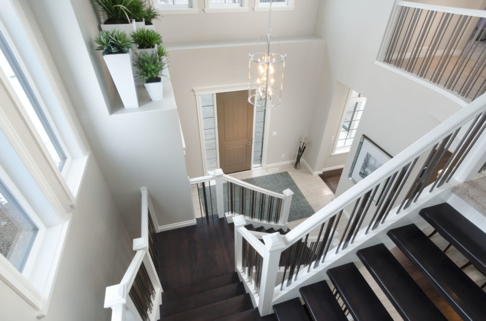 Morrisonhomes Mahogany Savannah Showhome Stairs 2013